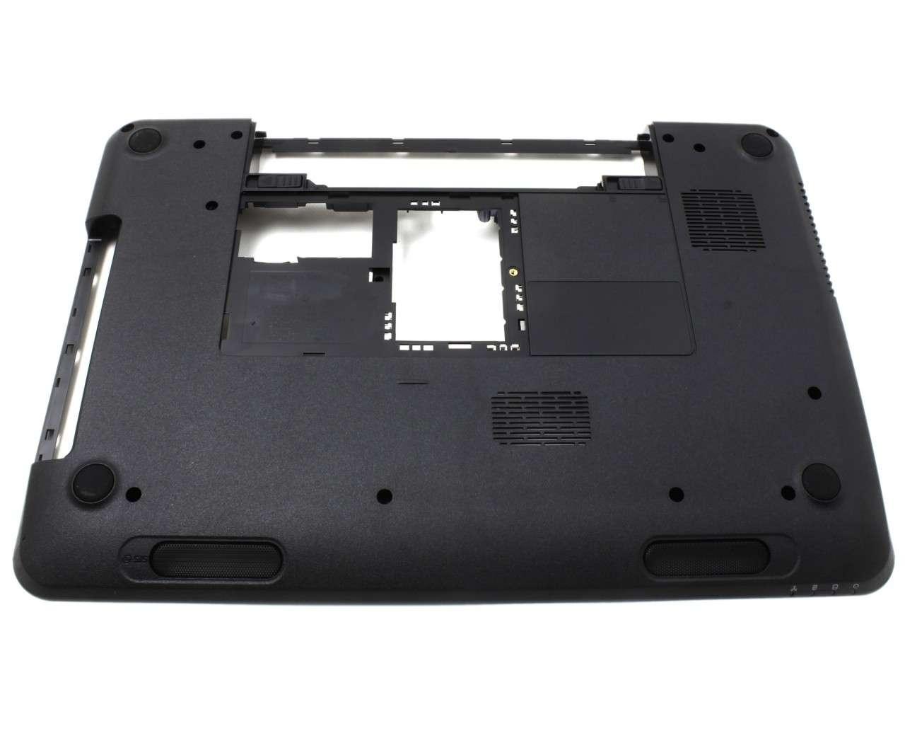 Bottom Case Dell Inspiron N5110 Carcasa Inferioara Neagra imagine powerlaptop.ro 2021