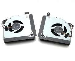Sistem coolere laptop Asus DFS601812MN0T. Ventilatoare procesor Asus DFS601812MN0T. Sistem racire laptop Asus DFS601812MN0T