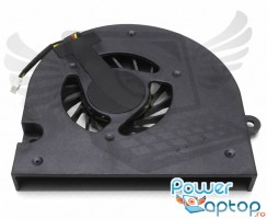Cooler laptop Gateway  NV51. Ventilator procesor Gateway  NV51. Sistem racire laptop Gateway  NV51