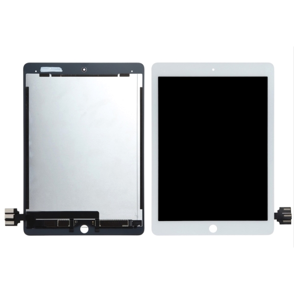 Ansamblu LCD Display Touchscreen Apple iPad Pro 2016 A1675 Alb imagine powerlaptop.ro 2021