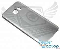 Capac Baterie Samsung Galaxy S7 Edge G935 Silver. Capac Spate Samsung Galaxy S7 Edge G935 Silver