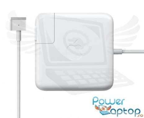 Incarcator Apple  A1435 original. Alimentator original Apple  A1435. Incarcator laptop Apple  A1435. Alimentator laptop Apple  A1435. Incarcator notebook Apple  A1435