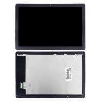 Ansamblu Display LCD  + Touchscreen Huawei MediaPad T5 10 WiFi AGS2-W09 Negru. Modul Ecran + Digitizer Huawei MediaPad T5 10 WiFi AGS2-W09 Negru