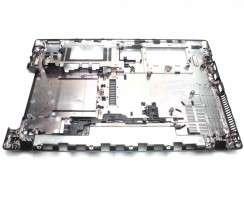 Bottom Gateway  NV55C V1 AP0FO0007000. Carcasa Inferioara Gateway  NV55C V1 Neagra