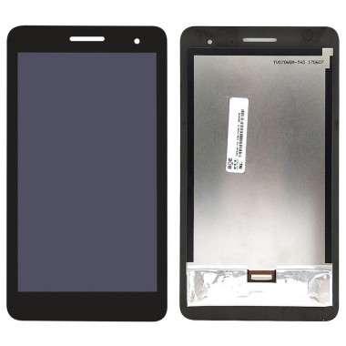 Ansamblu Display LCD  + Touchscreen Huawei MediaPad T1-701Negru. Modul Ecran + Digitizer Huawei MediaPad T1-701 Negru