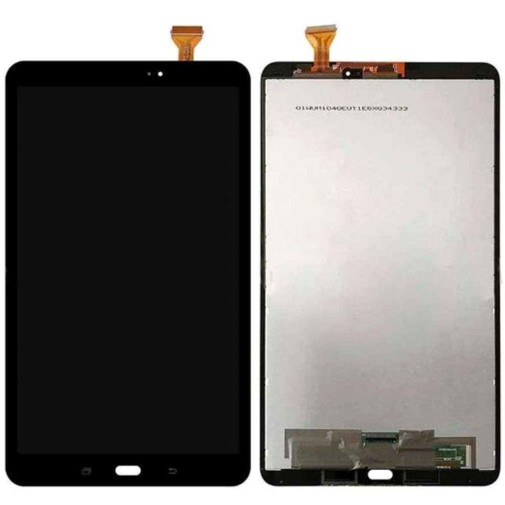 Ansamblu LCD Display Touchscreen Samsung Galaxy Tab A 10.1 2016 T580 Negru imagine powerlaptop.ro 2021