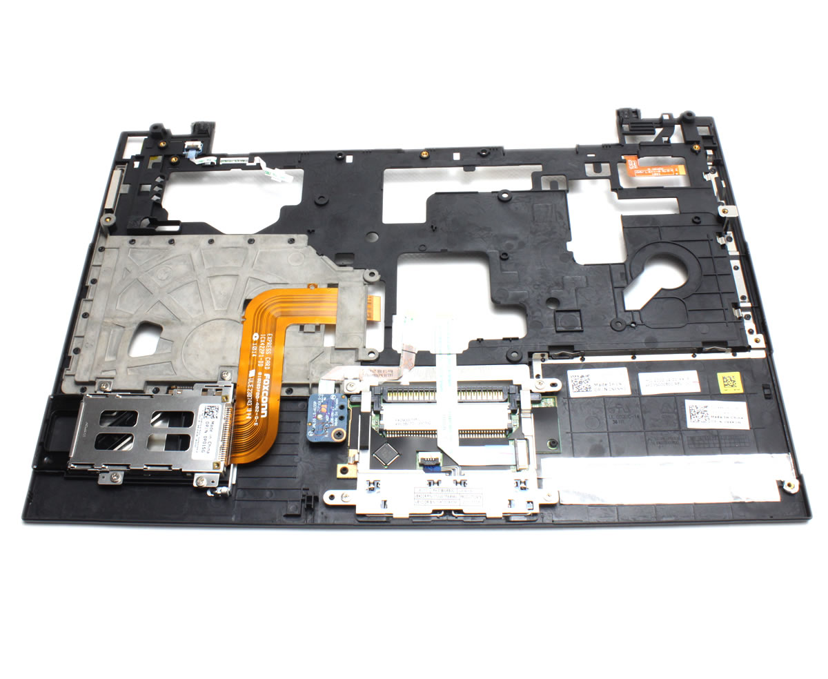 Palmrest Dell 09XK2W Negru cu touchpad imagine powerlaptop.ro 2021