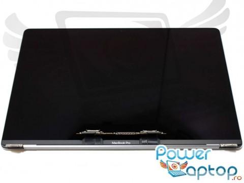 Ansamblu superior complet display + Carcasa + cablu + balamale Apple MacBook Pro 15 Retina Touch Bar A1707 2017