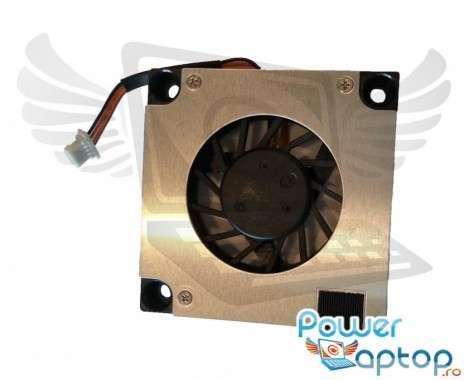 Cooler laptop Asus EeePC 1001HAG. Ventilator procesor Asus EeePC 1001HAG. Sistem racire laptop Asus EeePC 1001HAG