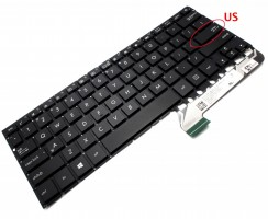 Tastatura Asus NSK-WBLBU iluminata. Keyboard Asus NSK-WBLBU. Tastaturi laptop Asus NSK-WBLBU. Tastatura notebook Asus NSK-WBLBU