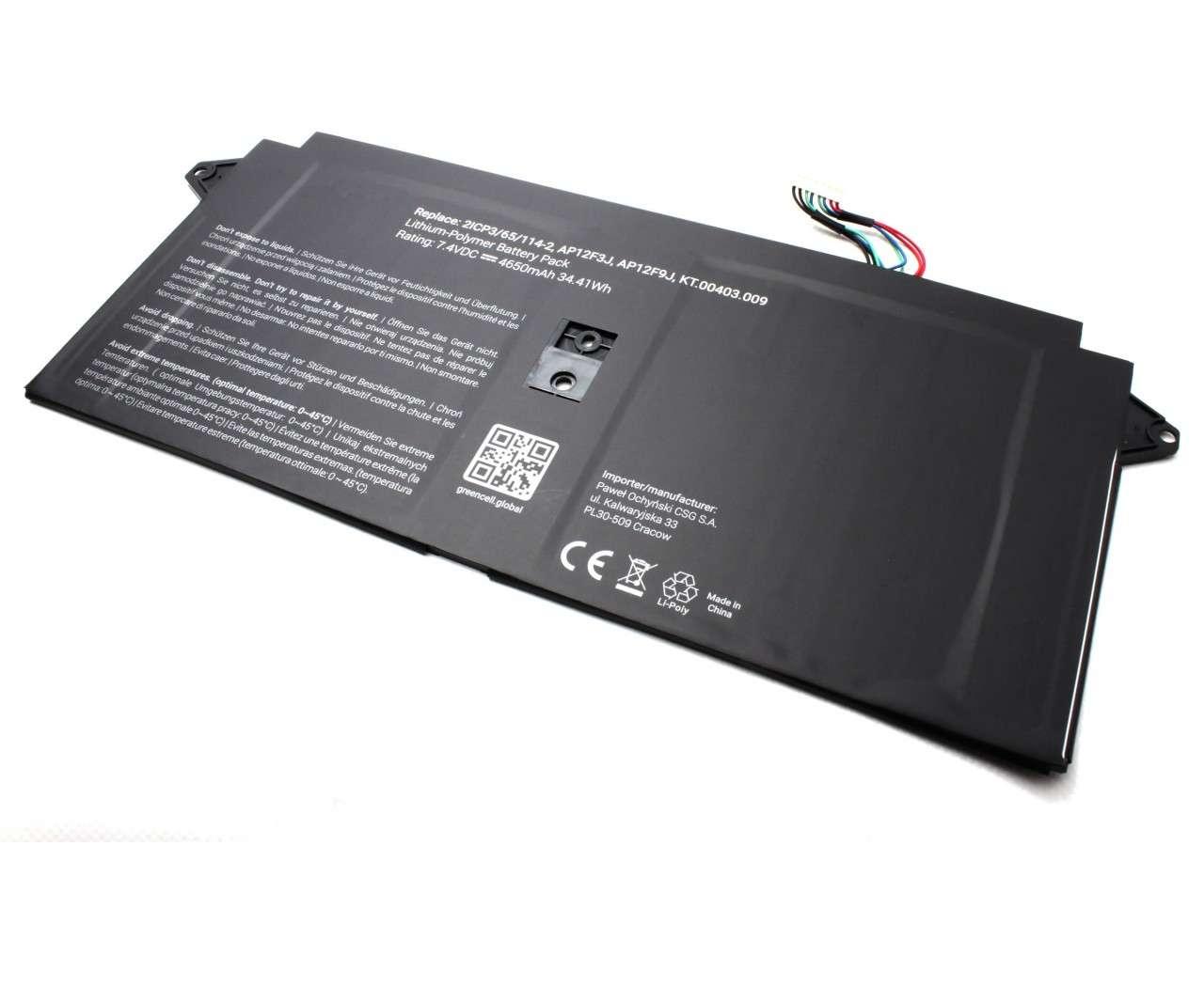 Imagine Baterie Acer Aspire S7-391