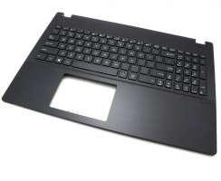 Tastatura Asus Pro P2520SJ Neagra cu Palmrest Negru. Keyboard Asus Pro P2520SJ Neagra cu Palmrest Negru. Tastaturi laptop Asus Pro P2520SJ Neagra cu Palmrest Negru. Tastatura notebook Asus Pro P2520SJ Neagra cu Palmrest Negru