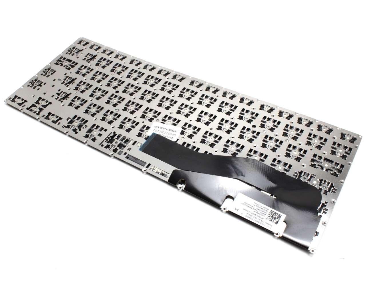 Tastatura Asus APIA0KNB0 layout US fara rama enter mic imagine