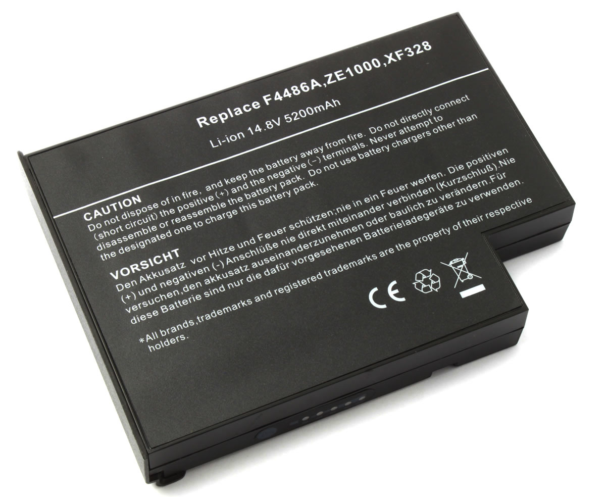 Baterie Fujitsu Siemens LifeBook C1000 8 celule imagine 2021