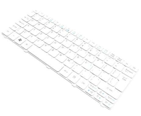 Tastatura Acer Aspire One N57Dyy alba. Keyboard Acer Aspire One N57Dyy alba. Tastaturi laptop Acer Aspire One N57Dyy alba. Tastatura notebook Acer Aspire One N57Dyy alba