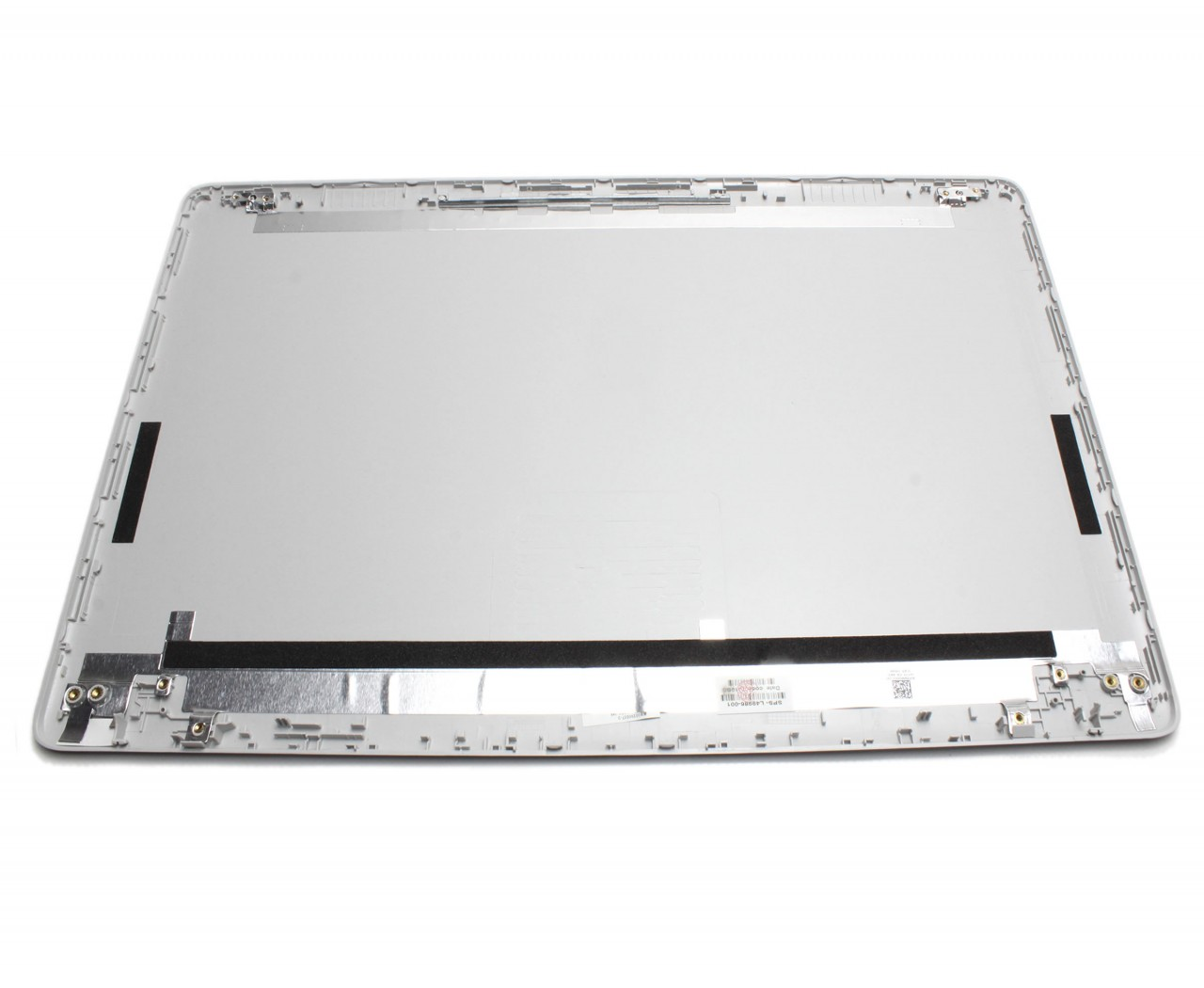 Capac Display BackCover HP 15-db0058AU Carcasa Display Argintie
