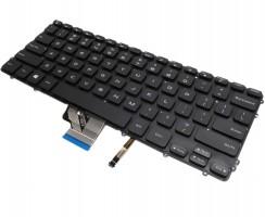 Tastatura Dell 20190720C iluminata. Keyboard Dell 20190720C. Tastaturi laptop Dell 20190720C. Tastatura notebook Dell 20190720C