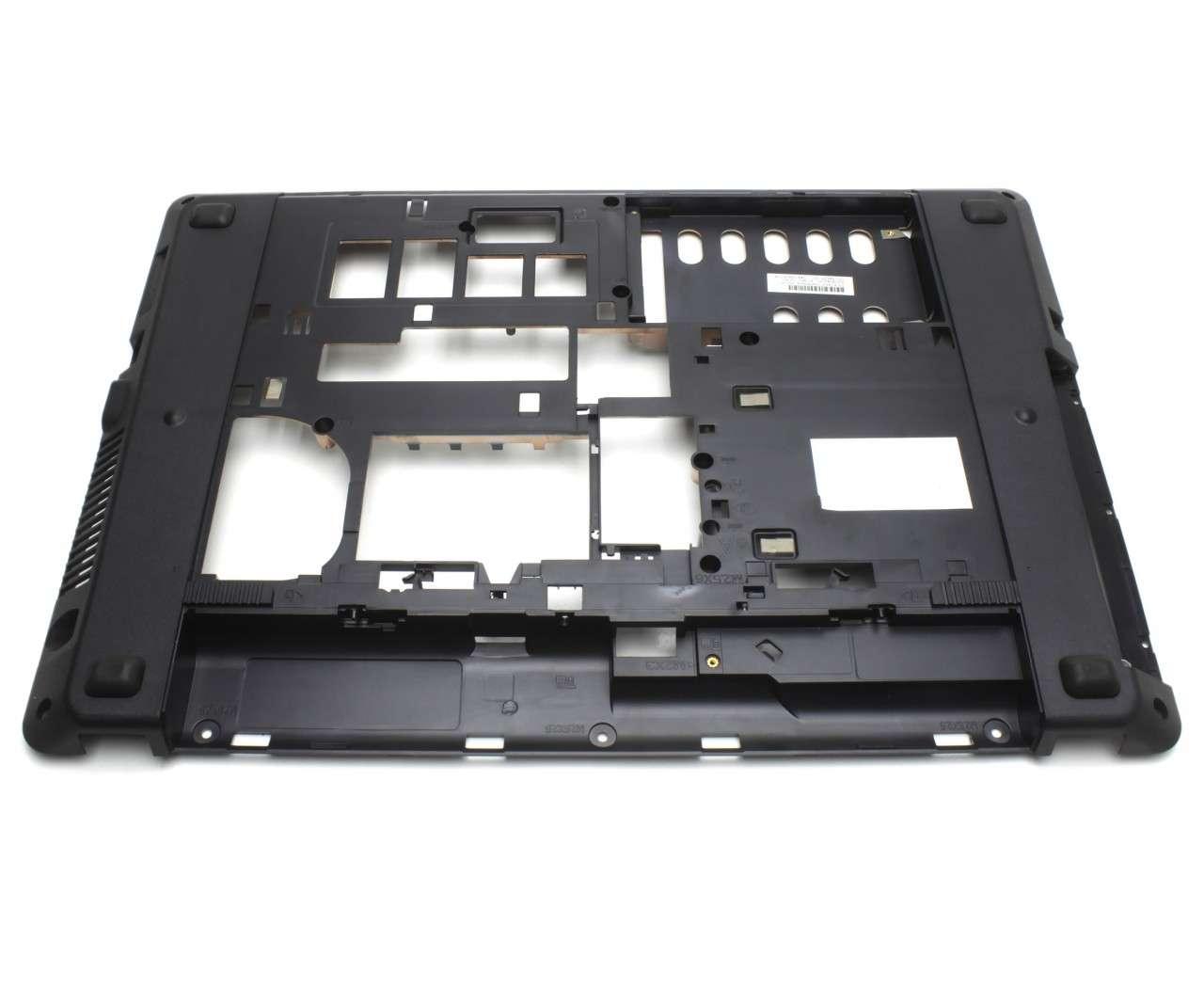 Bottom Case HP BCAEZ100A5B6N0A Carcasa Inferioara Neagra imagine powerlaptop.ro 2021