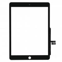 Digitizer Touchscreen Apple iPad 7 2019 10.2 A2198 Negru. Geam Sticla Tableta Apple iPad 7 2019 10.2 A2198 Negru