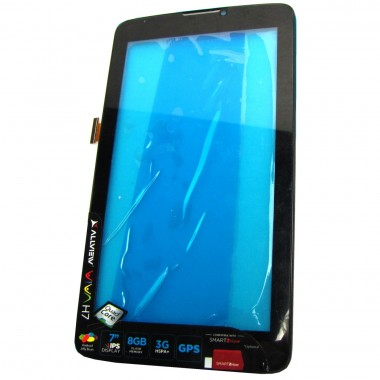 Digitizer Touchscreen Allview Viva H7 Life cu Rama Swap Original . Geam Sticla Tableta Allview Viva H7 Life cu Rama Swap Original