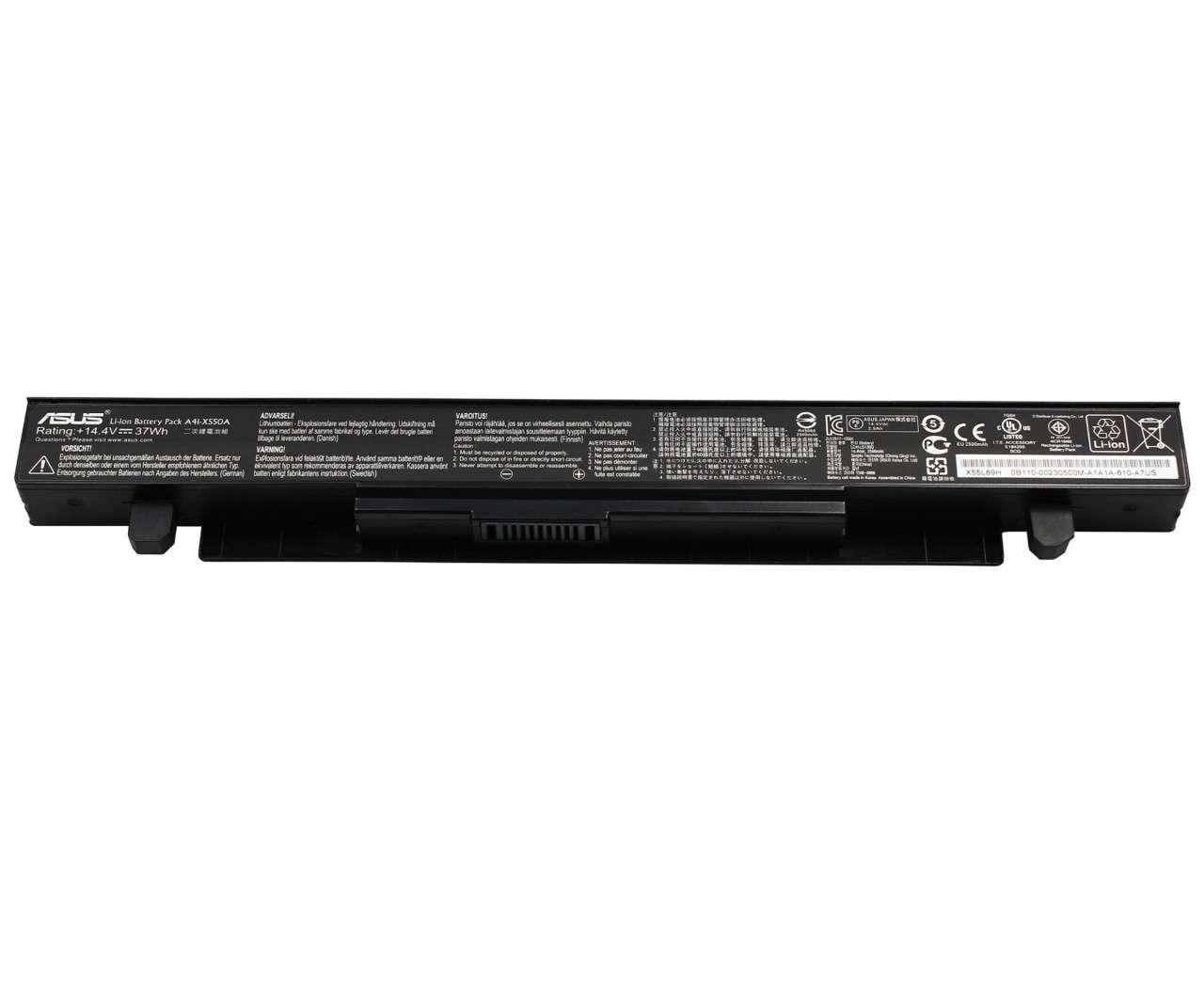 Baterie Asus X550CC Originala imagine powerlaptop.ro 2021