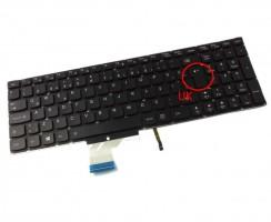 Tastatura Lenovo  25215987 iluminata. Keyboard Lenovo  25215987. Tastaturi laptop Lenovo  25215987. Tastatura notebook Lenovo  25215987