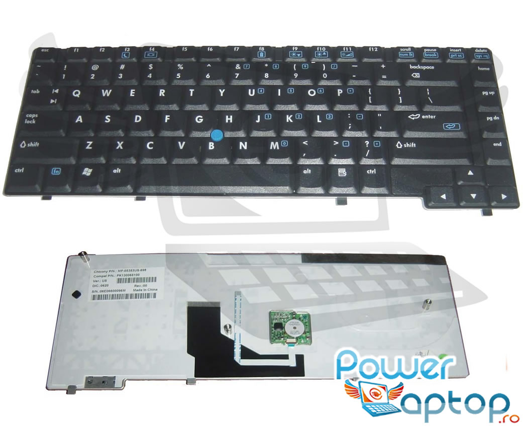 Tastatura HP Compaq 9J.N8282.00F imagine