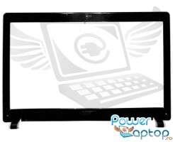 Bezel Front Cover Acer  60.PTN07.005. Rama Display Acer  60.PTN07.005 Neagra