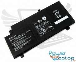 Baterie Sony  SFV15A1M2ES 4 celule Originala. Acumulator laptop Sony  SFV15A1M2ES 4 celule. Acumulator laptop Sony  SFV15A1M2ES 4 celule. Baterie notebook Sony  SFV15A1M2ES 4 celule