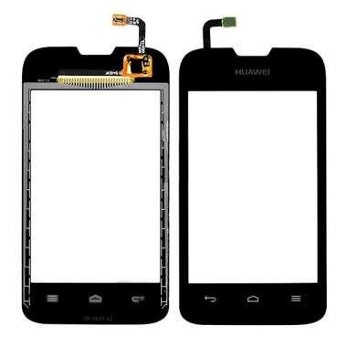 Touchscreen Digitizer Huawei Ascend Y210. Geam Sticla Smartphone Telefon Mobil Huawei Ascend Y210