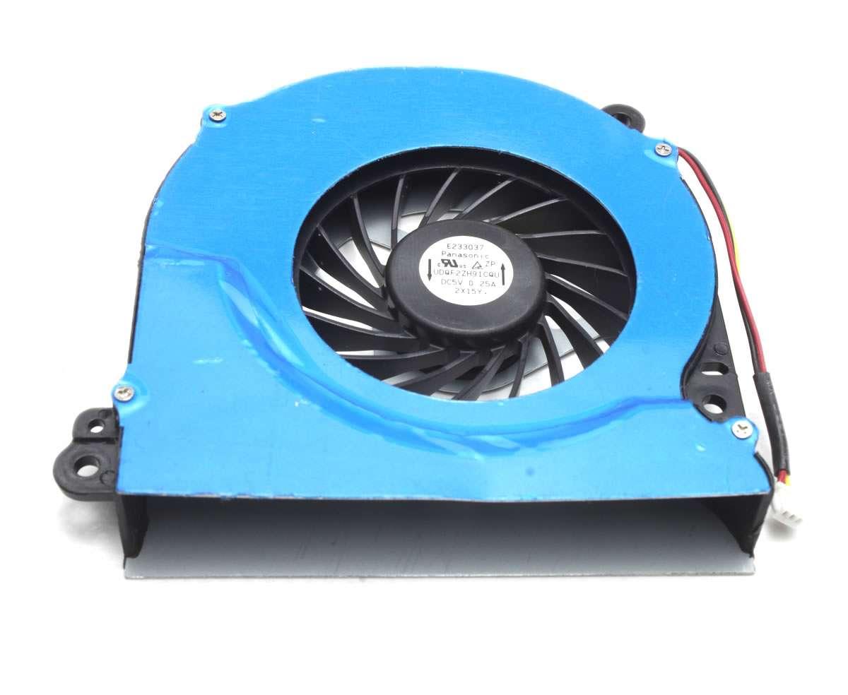 Cooler procesor CPU laptop Asus K95 imagine powerlaptop.ro 2021