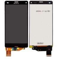 Ansamblu Display LCD + Touchscreen Sony Xperia Z3 Compact D5803 D5833 ORIGINAL. Ecran + Digitizer Sony Xperia Z3 Compact D5803 D5833 ORIGINAL