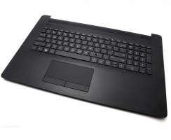 Tastatura HP L48409-001 Neagra cu Palmrest Negru si TouchPad iluminata backlit. Keyboard HP L48409-001 Neagra cu Palmrest Negru si TouchPad. Tastaturi laptop HP L48409-001 Neagra cu Palmrest Negru si TouchPad. Tastatura notebook HP L48409-001 Neagra cu Palmrest Negru si TouchPad