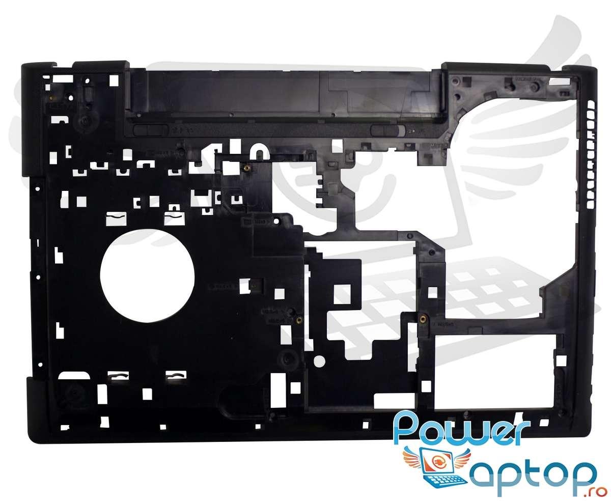 Bottom Case Lenovo AP0Y0000700 Carcasa Inferioara Neagra imagine powerlaptop.ro 2021