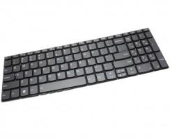 Tastatura Lenovo IdeaPad V145-15AST Taste gri iluminata backlit. Keyboard Lenovo IdeaPad V145-15AST Taste gri. Tastaturi laptop Lenovo IdeaPad V145-15AST Taste gri. Tastatura notebook Lenovo IdeaPad V145-15AST Taste gri