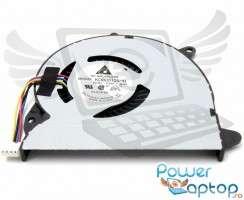 Cooler laptop Asus  U82U. Ventilator procesor Asus  U82U. Sistem racire laptop Asus  U82U