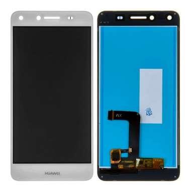 Ansamblu Display LCD + Touchscreen Huawei Y5II CUN-L21 White Alb . Ecran + Digitizer Huawei Y5II CUN-L21 White Alb