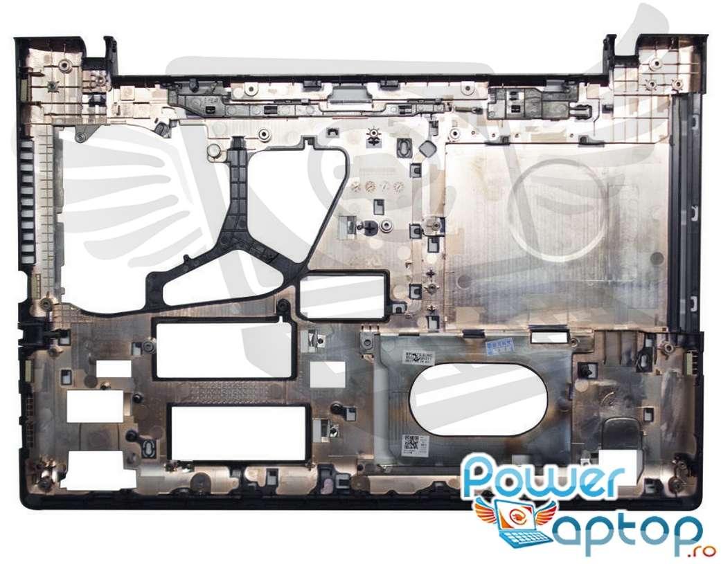 Bottom Case Lenovo G50 80 Carcasa Inferioara Neagra imagine powerlaptop.ro 2021