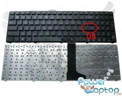Tastatura Asus  U56. Keyboard Asus  U56. Tastaturi laptop Asus  U56. Tastatura notebook Asus  U56