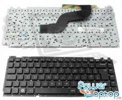 Tastatura Samsung  RC411 neagra. Keyboard Samsung  RC411. Tastaturi laptop Samsung  RC411. Tastatura notebook Samsung  RC411