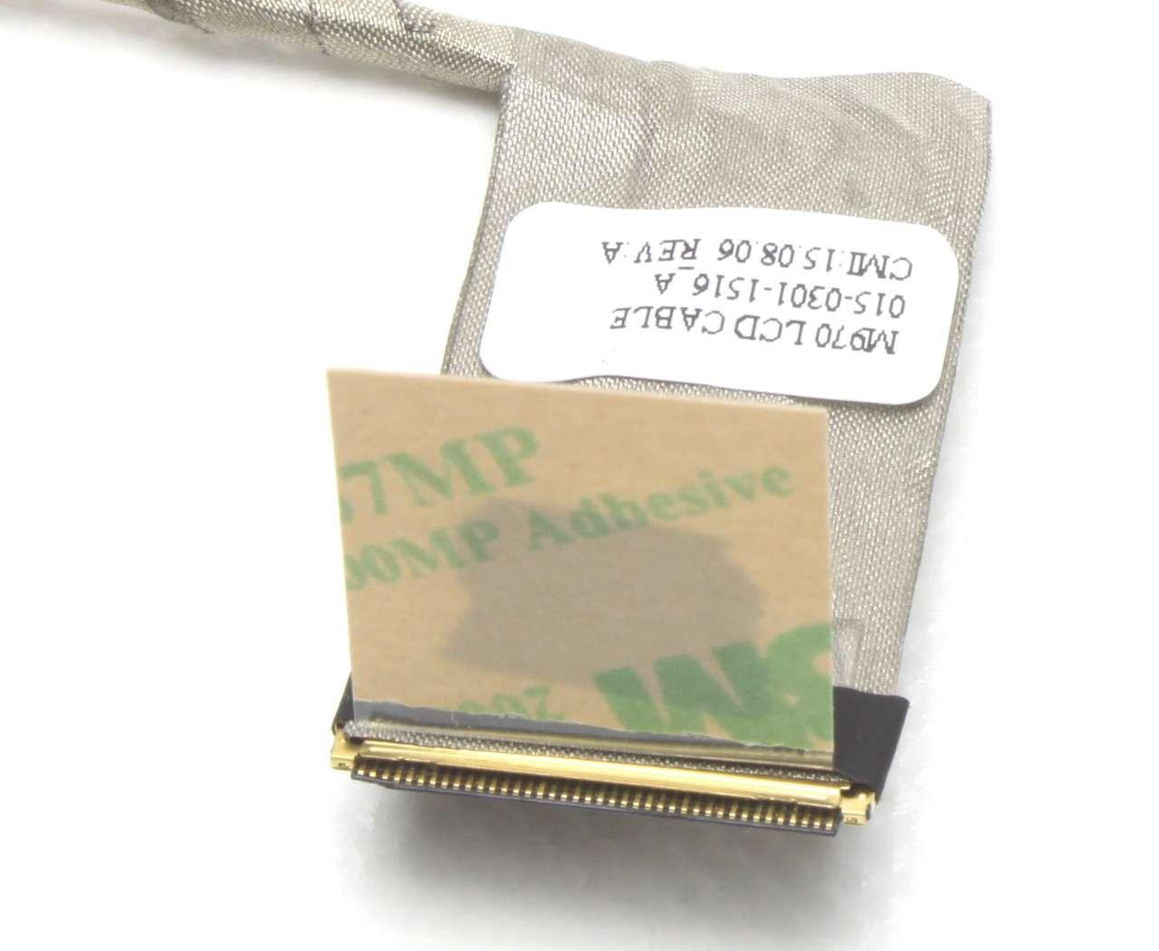 Cablu video LVDS Sony Vaio VPCEB LED imagine powerlaptop.ro 2021
