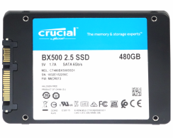 SSD laptop Crucial BX500 480GB 3D NAND SATA3 2.5 inch