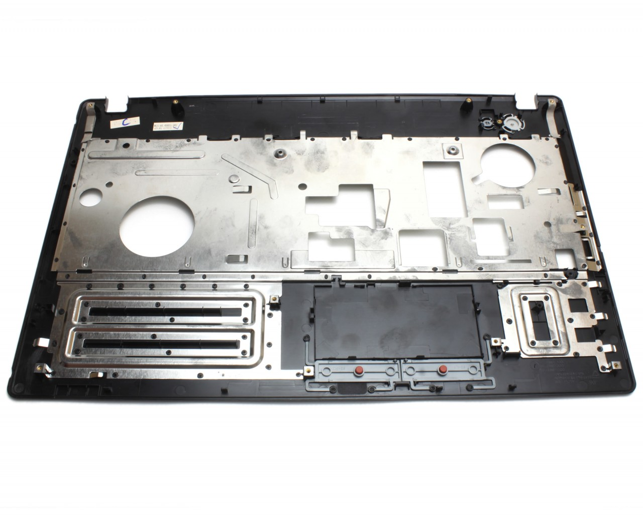 Palmrest Lenovo G580 Albastru fara touchpad imagine powerlaptop.ro 2021