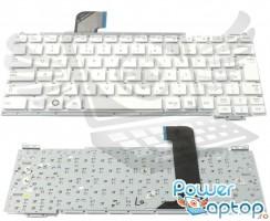 Tastatura Samsung  NC110 alba. Keyboard Samsung  NC110. Tastaturi laptop Samsung  NC110. Tastatura notebook Samsung  NC110