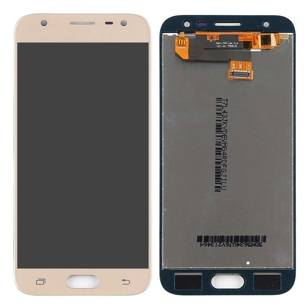 Display Samsung Galaxy J3 Pro 2017 Display TFT AAA Gold Auriu imagine powerlaptop.ro 2021