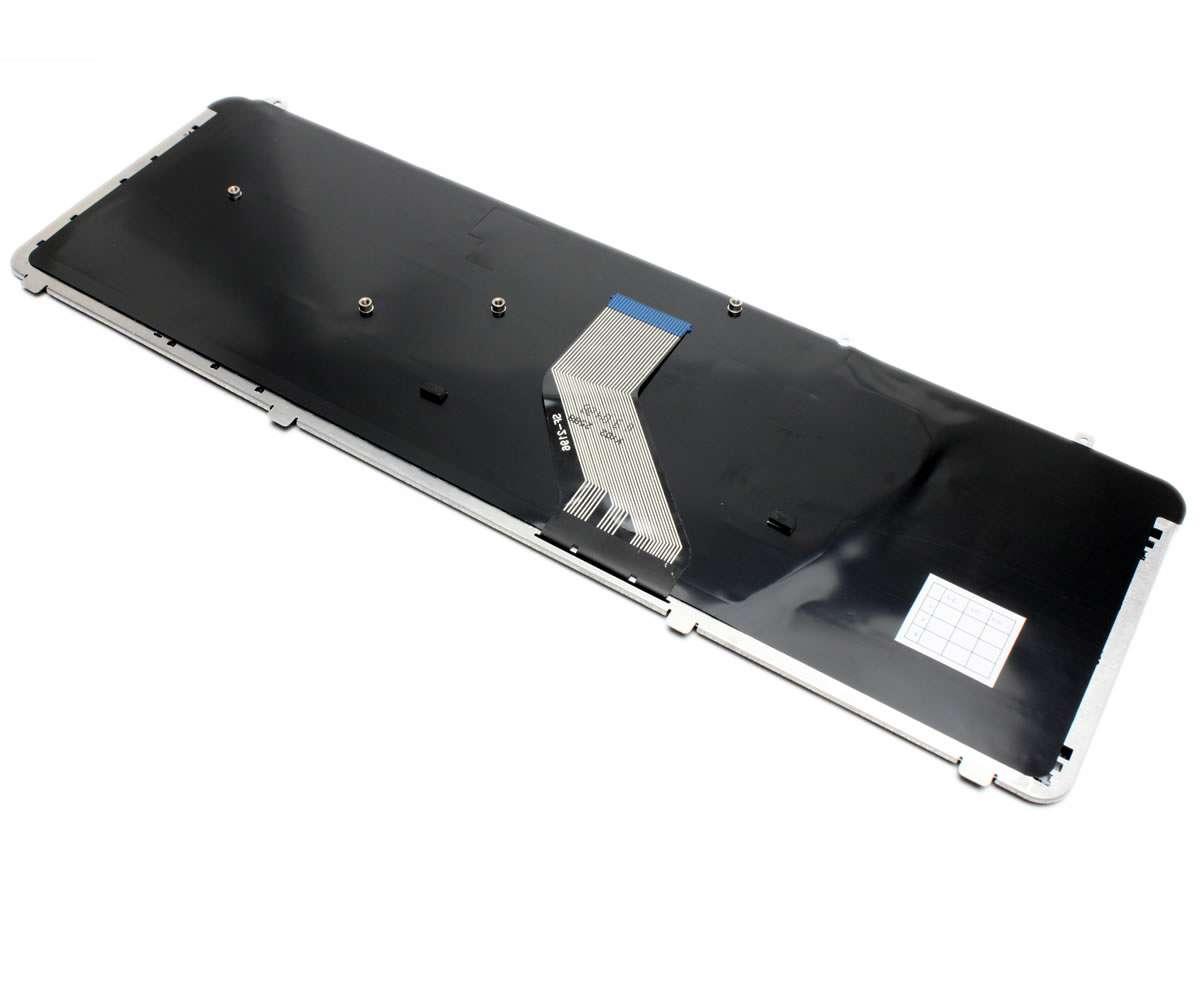 Tastatura HP Pavilion dv6 1280 neagra imagine