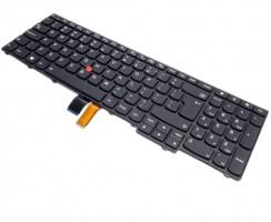Tastatura Lenovo Thinkpad T550 iluminata backlit. Keyboard Lenovo Thinkpad T550 iluminata backlit. Tastaturi laptop Lenovo Thinkpad T550 iluminata backlit. Tastatura notebook Lenovo Thinkpad T550 iluminata backlit