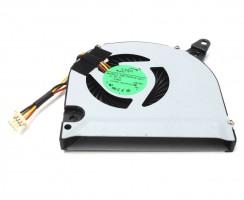 Cooler laptop Acer Aspire M5 581TG. Ventilator procesor Acer Aspire M5 581TG. Sistem racire laptop Acer Aspire M5 581TG