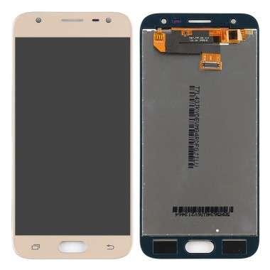 Ansamblu Display LCD + Touchscreen Samsung Galaxy J3 2017 J330 J330F Gold Auriu. Ecran + Digitizer Samsung Galaxy J3 2017 J330 J330F  Gold Auriu