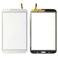 Digitizer Touchscreen Samsung Galaxy Tab 3 8.0 3G T311 cu Gaura Difuzor. Geam Sticla Tableta Samsung Galaxy Tab 3 8.0 3G T311 cu Gaura Difuzor
